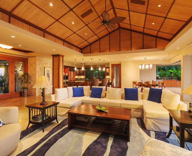 Tropical Interior Style