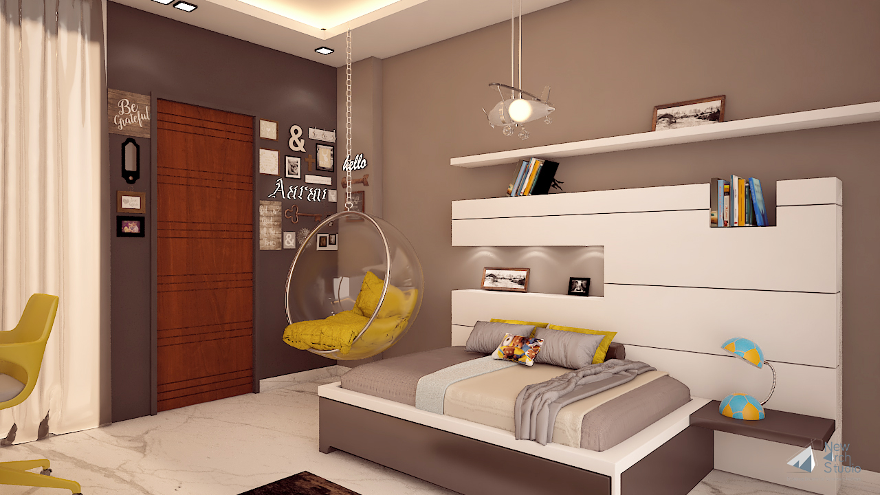 Mrs. Priya Residence  greater kailash, New Delhi Done By New Arch Studio