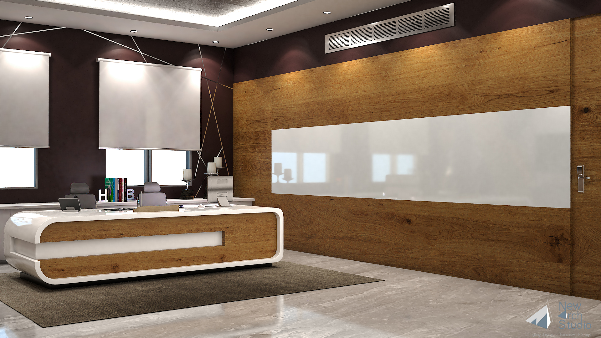Namkeen Factory Industrial Office Interior Design Done By Team New Arch Studio