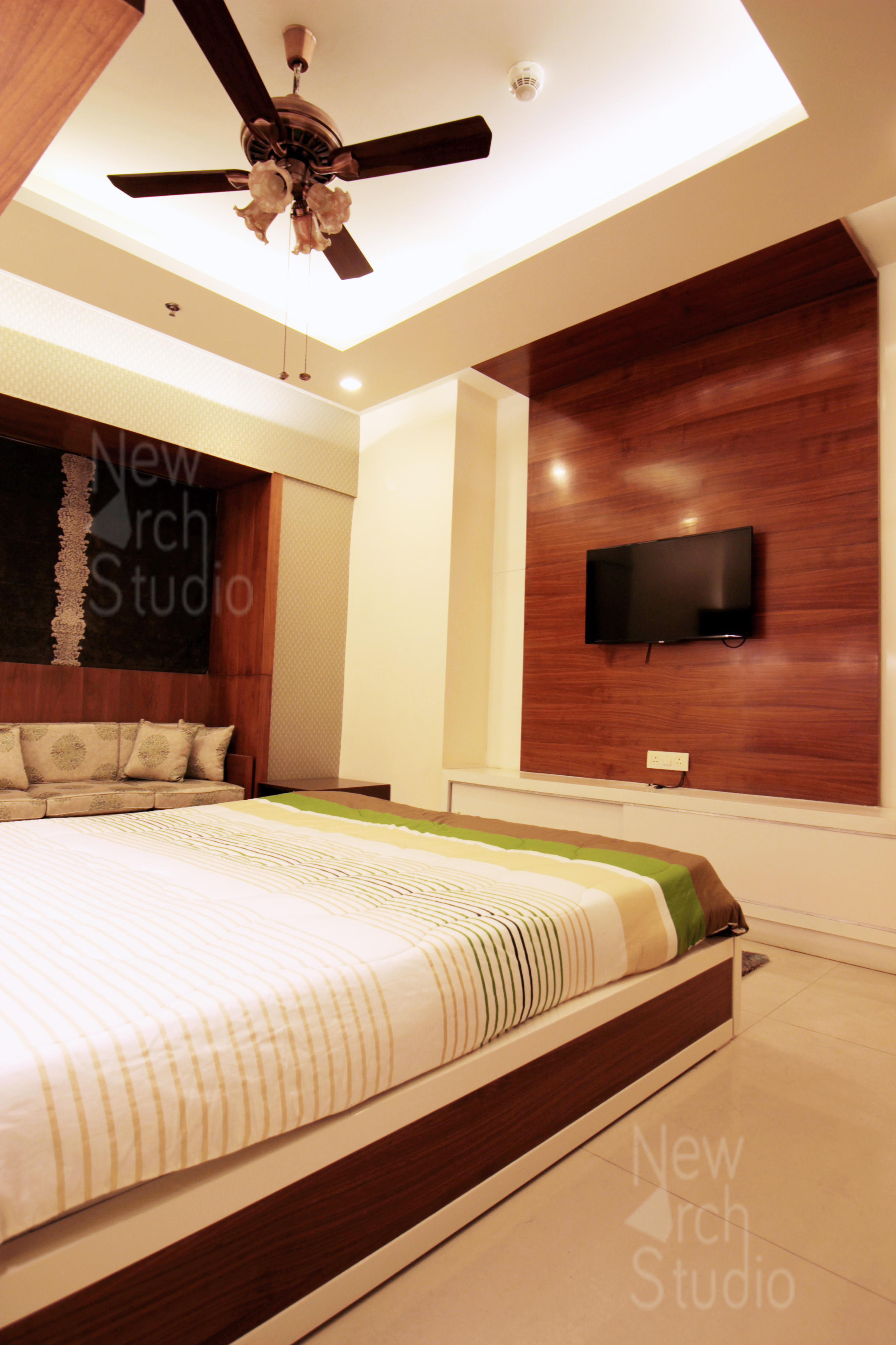 ATS One Hamlet Noida Penthouse-Interior-Design Done By New Arch Studio